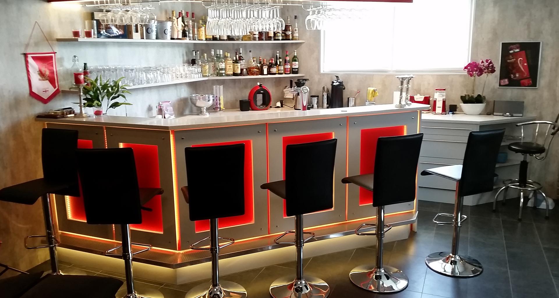Lien og Lian - Bar