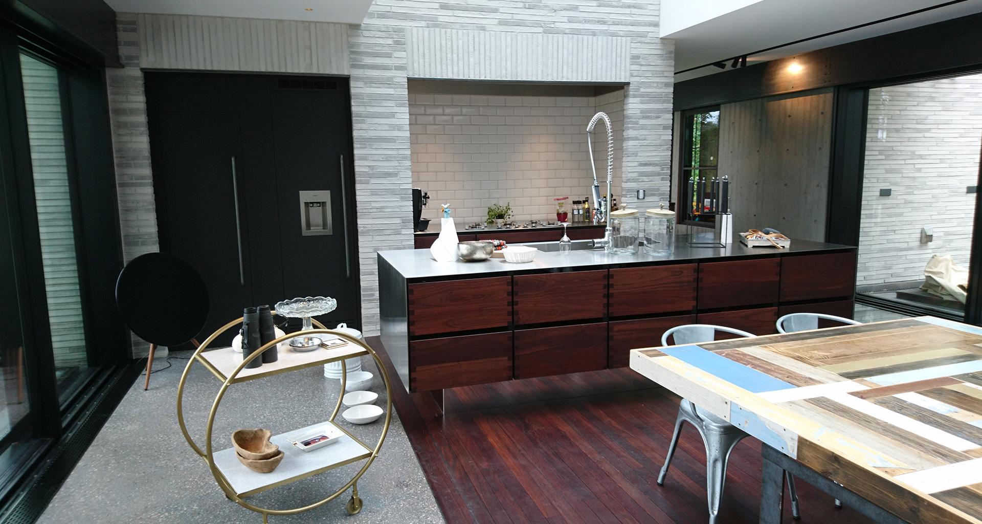 Lien og Lian - Kjøkken